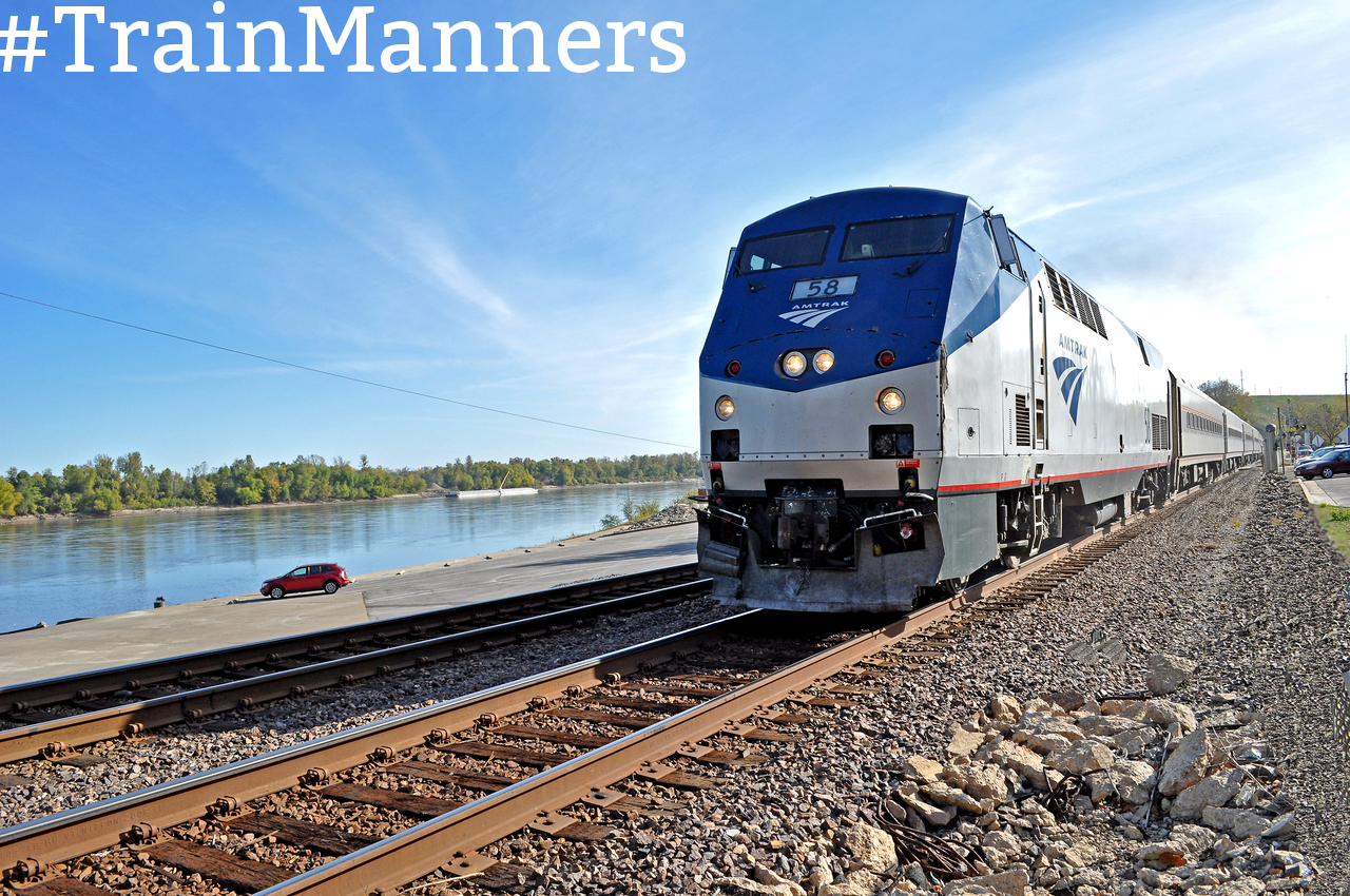 Your Top 7 Train Manners