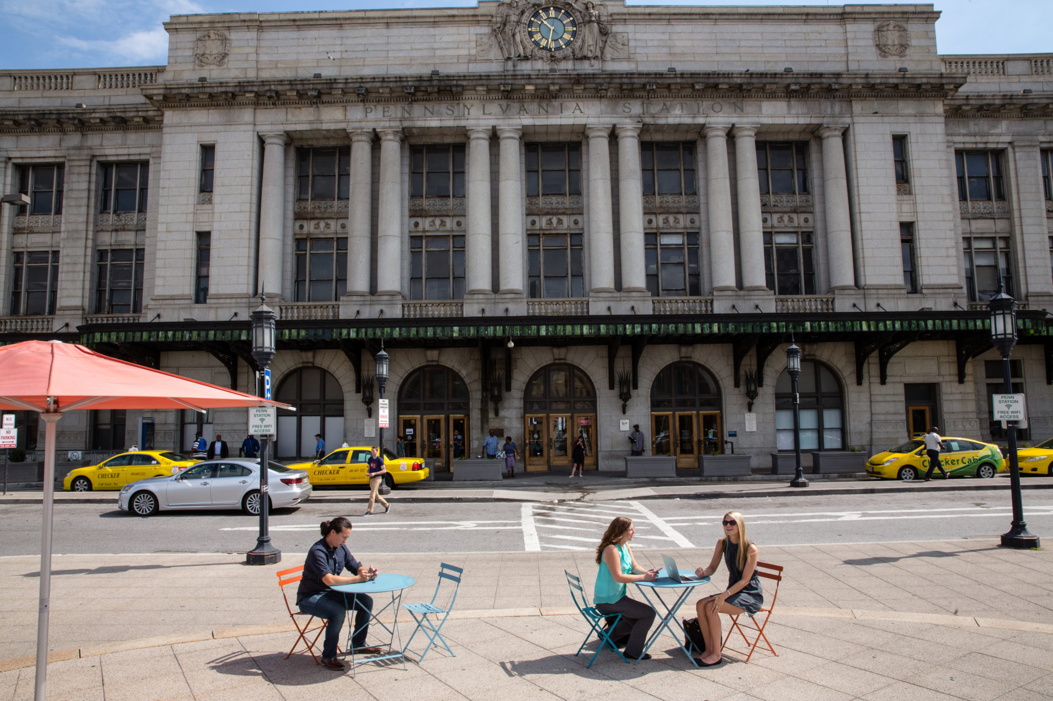 Free High-Speed Wi-Fi Comes to Baltimore Penn Station
